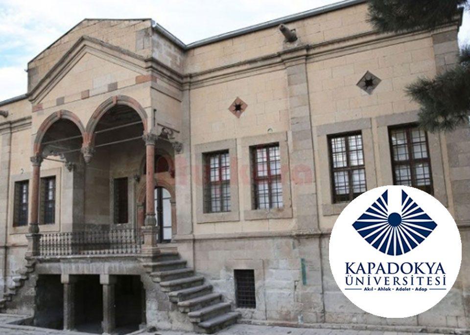 دانشگاه کاپادوکیا
